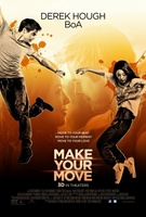 Make Your Move movie poster (2013) picture MOV_b4ac33e5