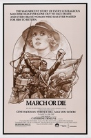 March or Die movie poster (1977) picture MOV_b4ad33bd
