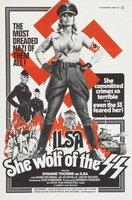 Ilsa, She Wolf of the SS movie poster (1975) picture MOV_572cc979