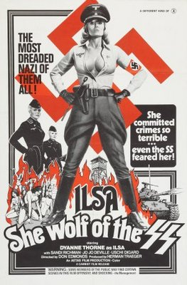 Ilsa, She Wolf of the SS movie poster (1975) poster MOV_b4b564bb