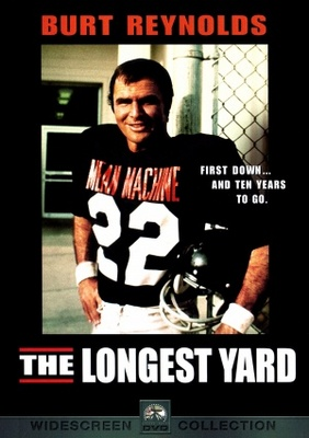 The Longest Yard movie poster (1974) poster MOV_b4b8c422