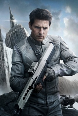 Oblivion movie poster (2013) poster MOV_b4ba5711