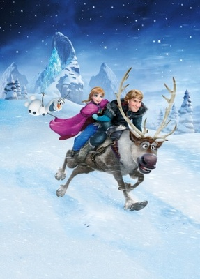 Frozen movie poster (2013) poster MOV_b4bdc146