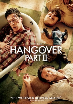 The Hangover Part II movie poster (2011) poster MOV_b4c61a16