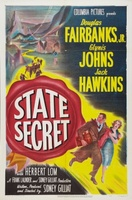 State Secret movie poster (1950) picture MOV_b4c83265