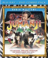 Jumanji movie poster (1995) picture MOV_b4c93e3c