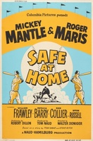 Safe at Home! movie poster (1962) picture MOV_b4d25e0c