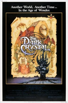 The Dark Crystal movie poster (1982) poster MOV_b4d5ed8b