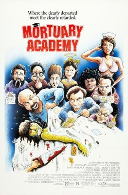 Mortuary Academy movie poster (1988) poster MOV_b4d82995