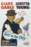 Key to the City movie poster (1950) picture MOV_b4d85665