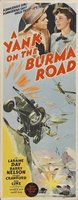 A Yank on the Burma Road movie poster (1942) picture MOV_b4dcc652