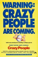 Crazy People movie poster (1990) picture MOV_bf80e18f