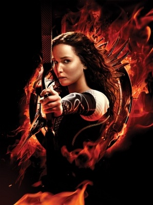 The Hunger Games: Catching Fire movie poster (2013) poster MOV_b4e92756