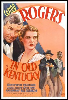 In Old Kentucky movie poster (1935) poster MOV_b4edb806