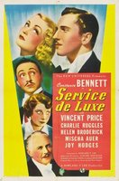 Service de Luxe movie poster (1938) picture MOV_b4f28bb6