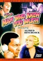 The Man Who Knew Too Much movie poster (1934) picture MOV_b4f3998f