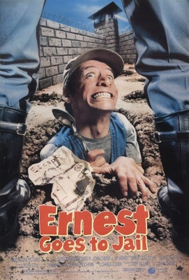 Ernest Goes to Jail movie poster (1990) poster MOV_b4f5e0d5