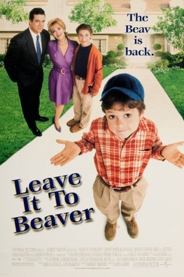 Leave It to Beaver movie poster (1997) poster MOV_b4fed974