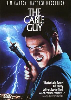 The Cable Guy movie poster (1996) poster MOV_b5039a33