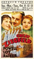 The Great Ziegfeld movie poster (1936) picture MOV_b5047fc0
