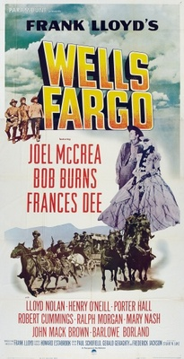 Wells Fargo movie poster (1937) poster MOV_b50505d0
