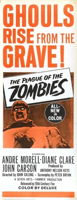 The Plague of the Zombies movie poster (1966) poster MOV_b50ff48d