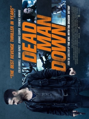 Dead Man Down movie poster (2013) poster MOV_b51079ec