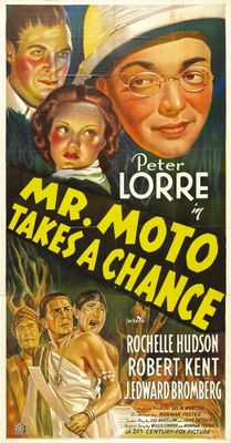 Mr. Moto Takes a Chance movie poster (1938) poster MOV_b510baa1