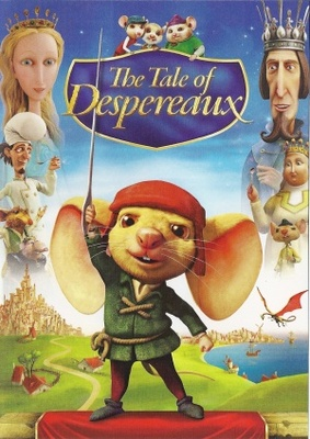 The Tale of Despereaux movie poster (2008) poster MOV_b516e692