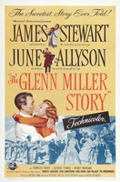 The Glenn Miller Story movie poster (1953) picture MOV_b517becd