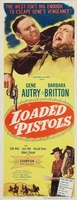 Loaded Pistols movie poster (1948) picture MOV_b5219416
