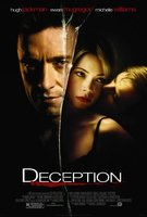 Deception movie poster (2008) picture MOV_87f0ba42