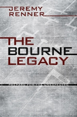 The Bourne Legacy movie poster (2012) poster MOV_b52cdf09