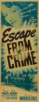 Escape from Crime movie poster (1942) picture MOV_b52fbe6a