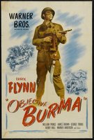 Objective, Burma! movie poster (1945) picture MOV_b533b37d