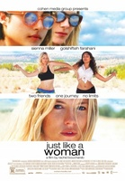 Just Like a Woman movie poster (2012) picture MOV_b53b23f1