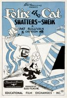 Felix the Cat Shatters the Sheik movie poster (1926) picture MOV_b542826d