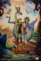 Quest for Camelot movie poster (1998) picture MOV_b54282b4
