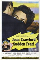 Sudden Fear movie poster (1952) picture MOV_b54a56f2