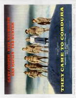 They Came to Cordura movie poster (1959) picture MOV_b54be483