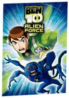Ben 10: Alien Force movie poster (2008) picture MOV_b54d399f