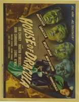 House of Dracula movie poster (1945) picture MOV_b550326b