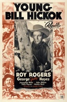 Young Bill Hickok movie poster (1940) picture MOV_b552e436