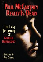 Paul McCartney Really Is Dead: The Last Testament of George Harrison movie poster (2010) picture MOV_b55454cc