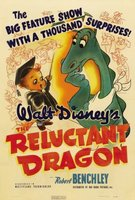 The Reluctant Dragon movie poster (1941) picture MOV_b5545859