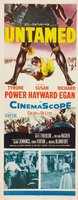 Untamed movie poster (1955) picture MOV_b5588bdf