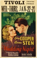 The Wedding Night movie poster (1935) picture MOV_b55dce93