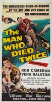 The Man Who Died Twice movie poster (1958) picture MOV_b5625023