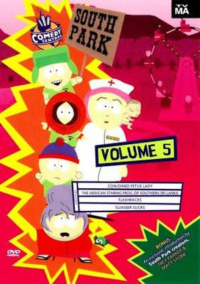 South Park movie poster (1997) poster MOV_b567b8ac