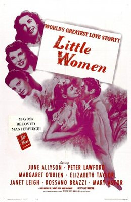 Little Women movie poster (1949) poster MOV_b571e3aa
